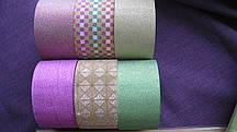 Скотч декоративный глиттер, тканевый, широкий 48 мм х 10м. Цена за 1 рулон