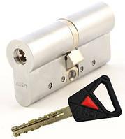 Цилиндр замка Abloy Novel CY 322U 120мм (57,5x62,5) матовый хром MCR ключ-ключ