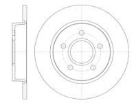 Тормозной диск задний Roadhouse RH 6846.00 для Ford Focus Ii (Da) 07.2004-09.2012