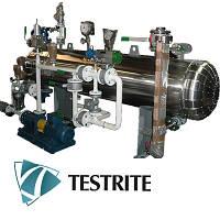 Испаритель Coprim 2200-5000 кг/ч жидкостный и редукционная установка с насосным агрегатом  пропан-бутан (СУГ)