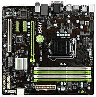 "Материнская плата MSI H97M ECO DDR3 s.1150 ""Over-Stock"""