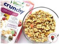 Сухой завтрак Crunchy Vitanella, 350 g Польша
