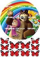 Маша и медведь 010