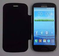 Китайский мобильный телефон  Samsung S3 с 2 сим, java(черный) без Wi-Fi, не Андроид., фото 1