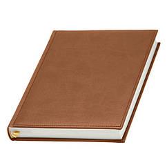Ежедневник недатированный коричневый