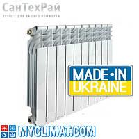 Алюминиевые радиаторы Mirado SanTexRai 500/96