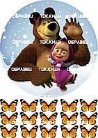 Маша и медведь 013
