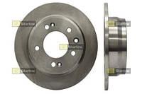 Тормозной диск задний Starline S PB 1747 для Kia Cee'D Sw (Ed) 09.2007-12.2012