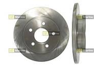Тормозной диск задний Starline S PB 1615 для Ford Focus Ii (Da) 07.2004-09.2012