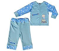 Комплект штаны и кофточка для малышей (разные цвета)