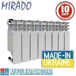 Алюмінієві радіатори Mirado 300/85