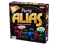 Настольная игра Alias Party Элиас Скажи иначе Вечеринка. Tactic