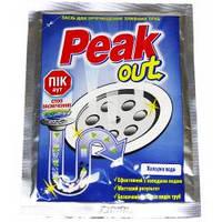 """Засіб д/чистки труб """"Peak Out"""" холодна вода 60г/-134/12/72"""