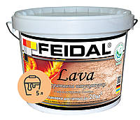 Lava декоративная штукатурка 5 л