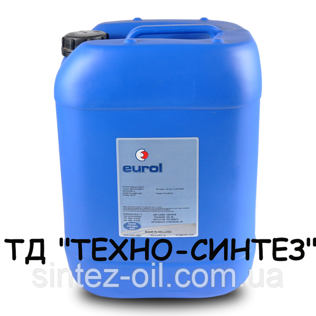 Минеральное тракторное масло Eurol Altrack 15W-30 STOU (20л)