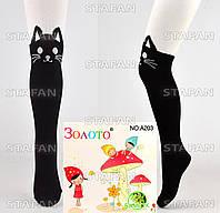 Стильные бамбуковые колготки для детей Zoloto A203-3 3-5-R. От 3 до 5 лет