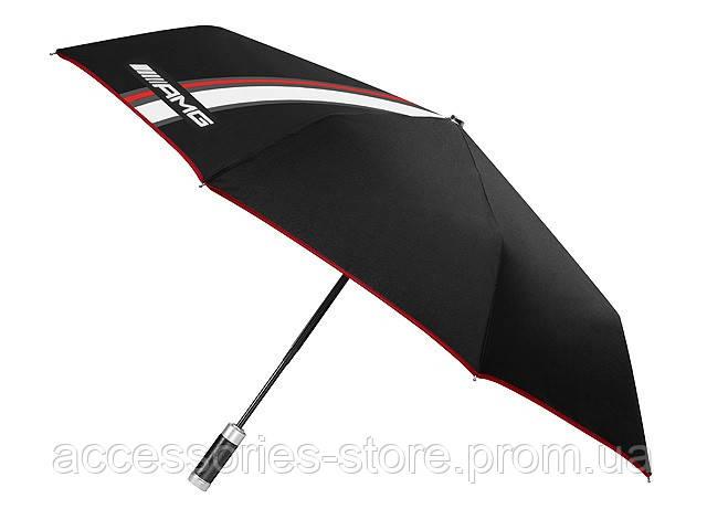 Складной зонт AMG Mercedes Compact Umbrella