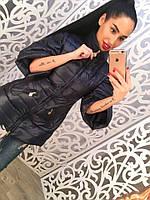 Женская куртка четвертной рукав