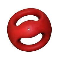 МЕДБОЛ Мяч медицинский с рукоятками 4 кг (d-20 см)