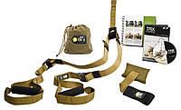 TRX Петли PACK FORCE T2 FI-3724-H (функц.петли, сумка, хаки)