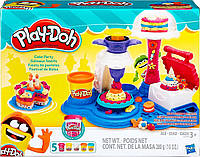 Сладкая вечеринка - набор с пластилином, Play-Doh