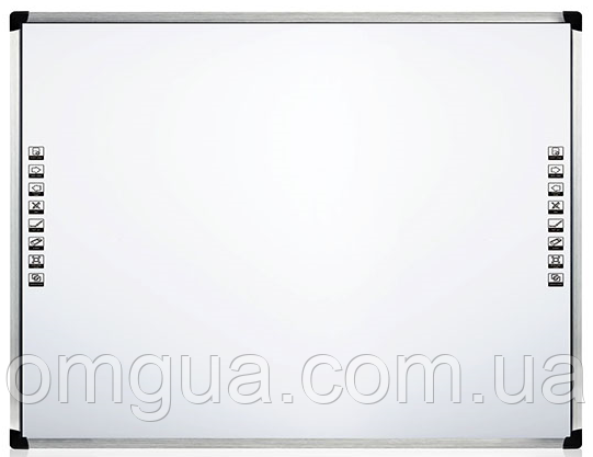 Интерактивная доска INTBOARD UT-TBI82I Керамическое покрытие - OMG — проекторы, проекционные экраны, интерактивные доски,  уличные рекламные видеопроекторы в Киеве