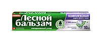 Лесной Бальзам Зубная паста Комплексная защита 10в1 75 мл