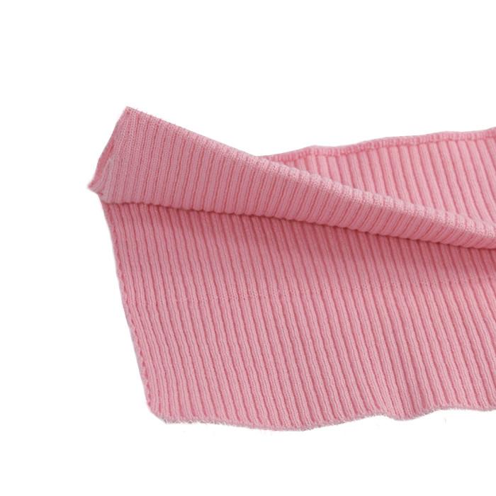 Резинка манжетная довяз, розовая
