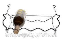 Подставка для винных бутылок, 34 х 26 х 14 см