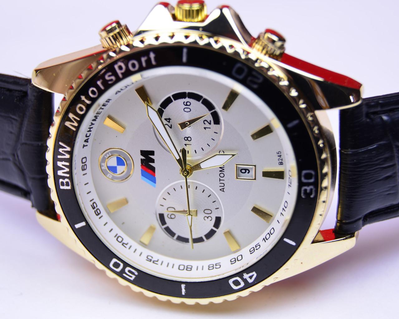 49219bfc Мужские наручные часы BMW (B243) кварц календарь: продажа, цена в ...