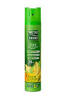 Чистая Линия Лак для укладки волос Объем от корней 200 мл