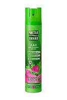 Чистая Линия Лак для укладки волос волос Природный блеск 200 мл
