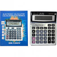 Калькулятор DM-1200V