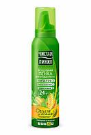 Чистая Линия Пенка для укладки волос Объем от корней 150 мл