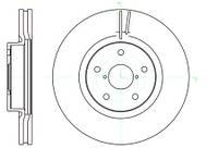 Тормозной диск передний Roadhouse RH 61041.10 для Subaru Tribeca (B9) 09.2007+