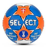 Мяч гандбольный SELECT ULTIMATE REPLICA-1. М'яч гандбольний
