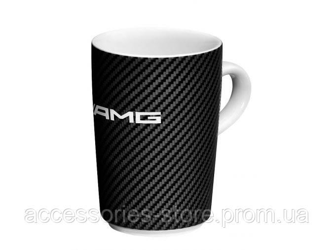 Кружка  Mercedes-Benz AMG,white / carbon