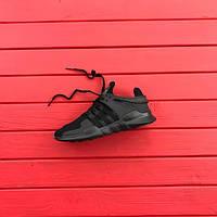 Кроссовки Adidas EQT Support Adv All Black мужские