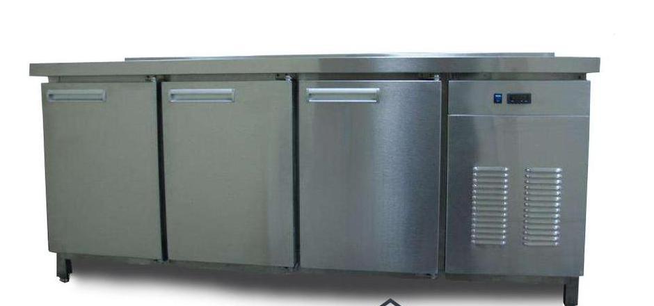 Стол холодильный Tehma СХСР 3-600
