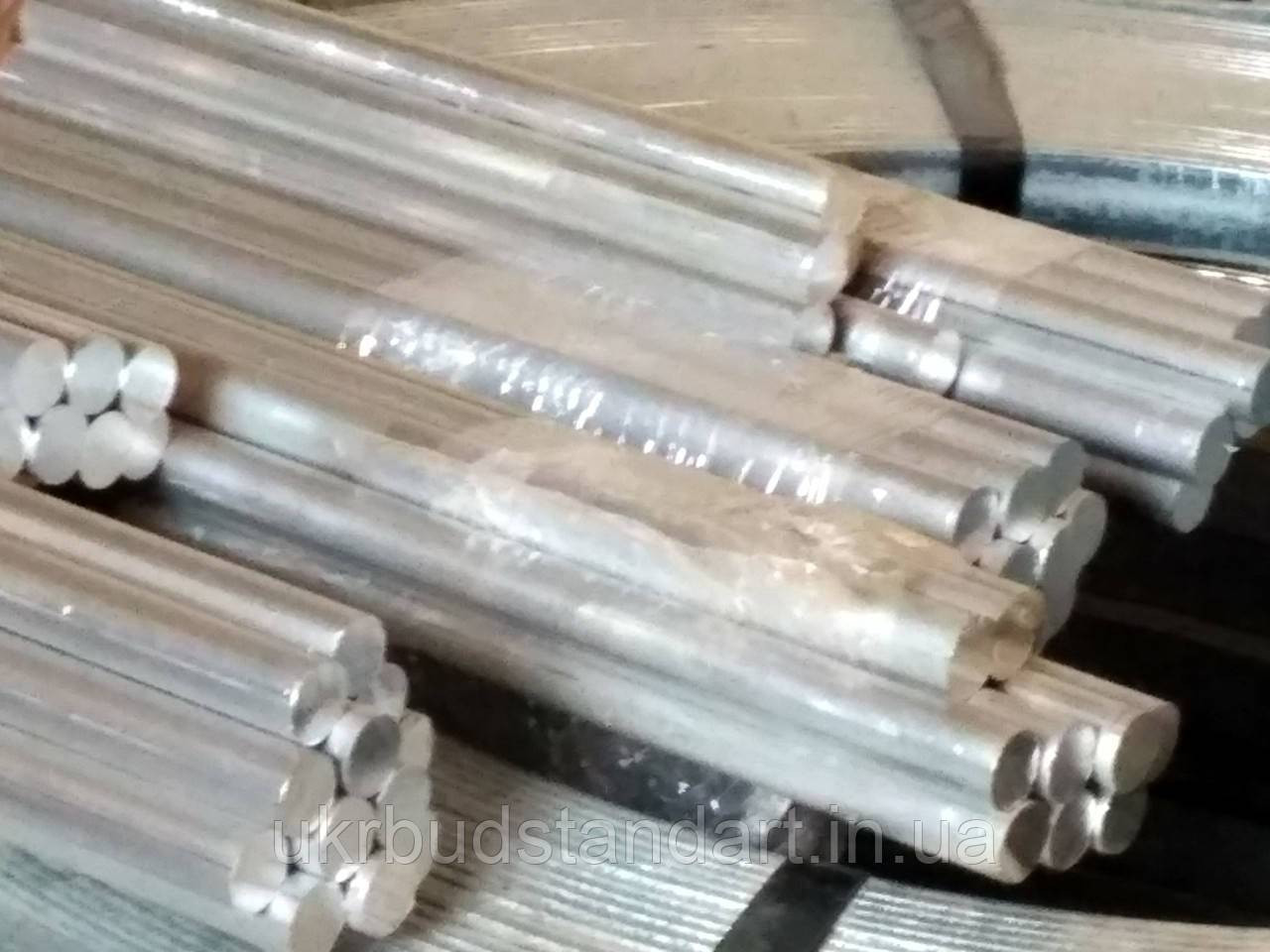 Пруток алюминиевый ф 16