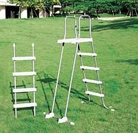 Лестница для бассейнов с бортом 91-107 см Intex 28072