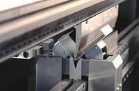 Гибка металлического листа