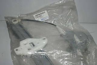 Рамка стеклоподъемника задняя электрическая правая Lanos / Ланос, 96430505