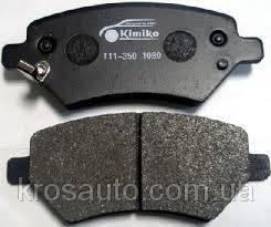 Колодки передние Forza / Форза (оригинал) a13-3501080