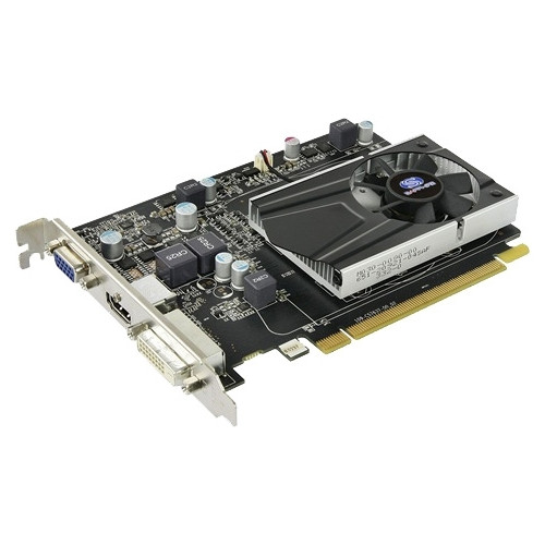 "Видеокарта Sapphire R7 240 4GB 128bit DDR3 ""Over-Stock"" Б/У"