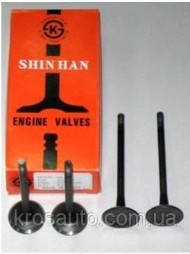 Клапан выпускной Lanos / Ланос 1,6 Shinhan, 96182805