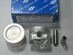 Комплект поршнів двигуна 0.5 Ланос 1.5, 93740214