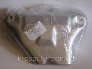 Теплоотражатель Ланос выпускного коллектора 96182236