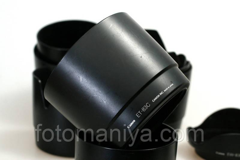 Бленда Б\В  Canon ET-83C for EF 100-400 f/3.5-5.6 L IS USM