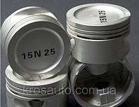 Поршень двигателя Авео 0.5 / Aveo к-кт Китай 93740515